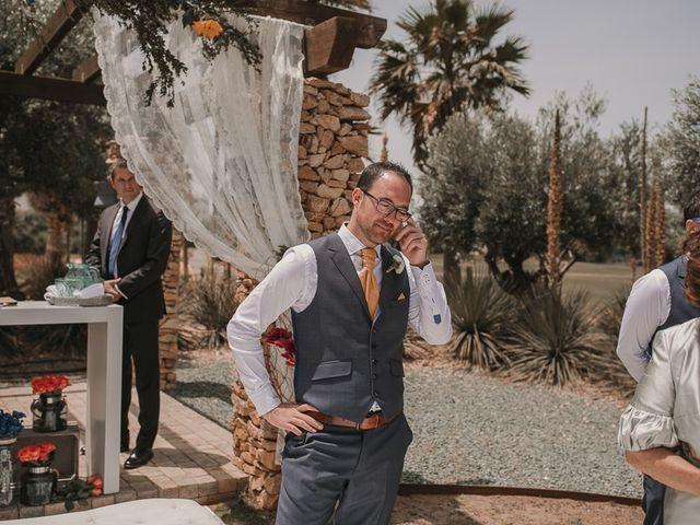 La boda de Jaume y Astrid en Almerimar, Almería 59