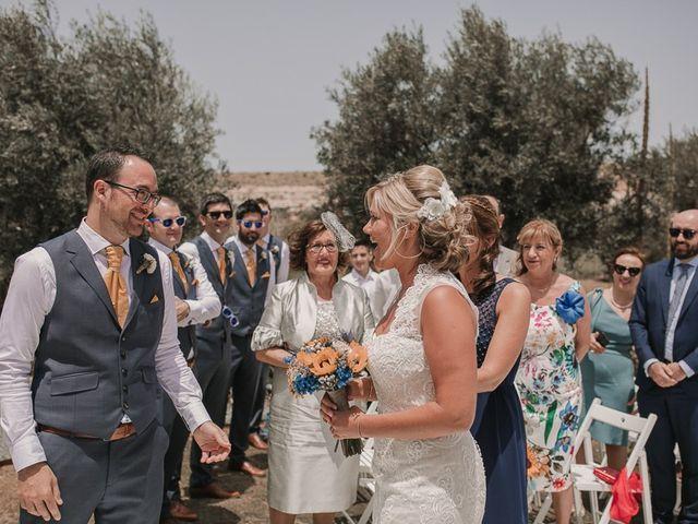 La boda de Jaume y Astrid en Almerimar, Almería 60