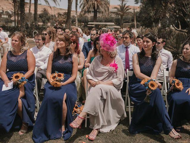 La boda de Jaume y Astrid en Almerimar, Almería 61