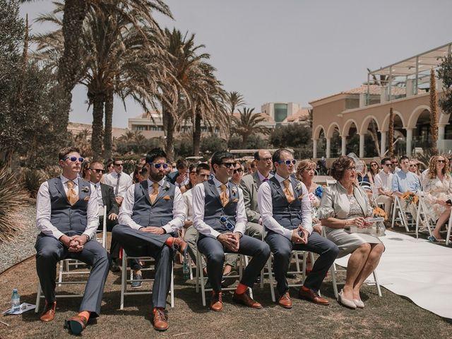 La boda de Jaume y Astrid en Almerimar, Almería 62