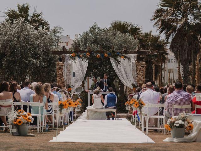 La boda de Jaume y Astrid en Almerimar, Almería 63