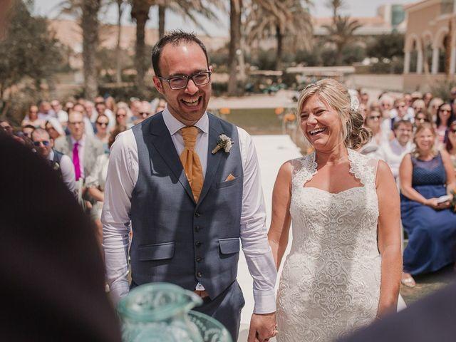 La boda de Jaume y Astrid en Almerimar, Almería 66