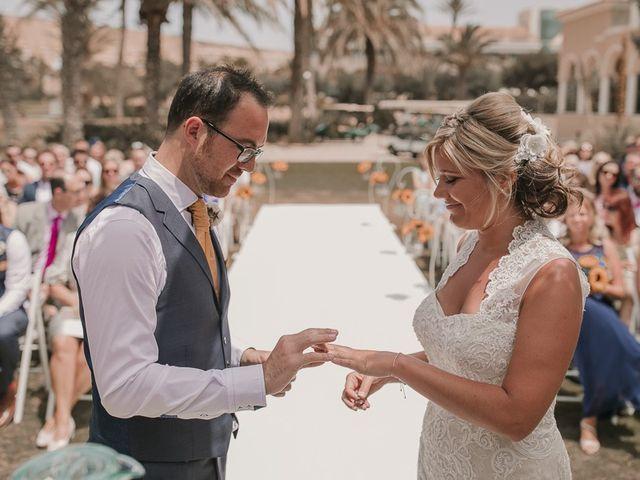 La boda de Jaume y Astrid en Almerimar, Almería 67