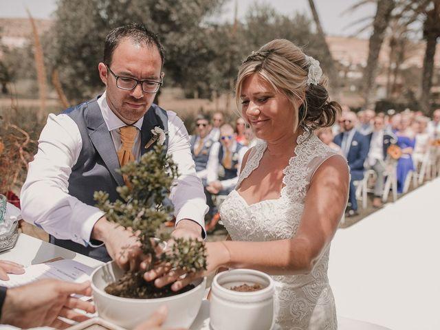 La boda de Jaume y Astrid en Almerimar, Almería 68