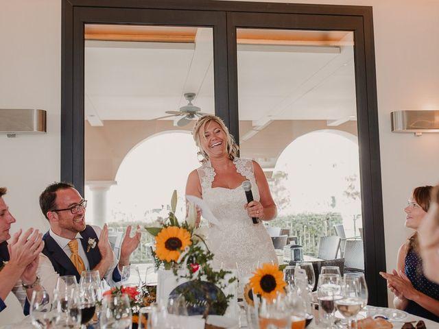 La boda de Jaume y Astrid en Almerimar, Almería 74