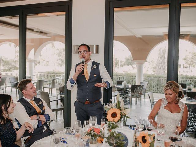La boda de Jaume y Astrid en Almerimar, Almería 77