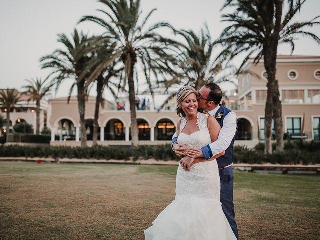 La boda de Jaume y Astrid en Almerimar, Almería 81