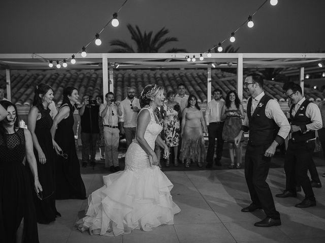 La boda de Jaume y Astrid en Almerimar, Almería 92