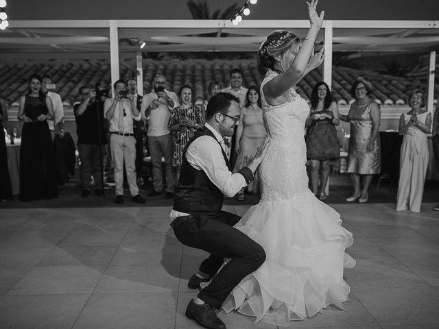 La boda de Jaume y Astrid en Almerimar, Almería 93