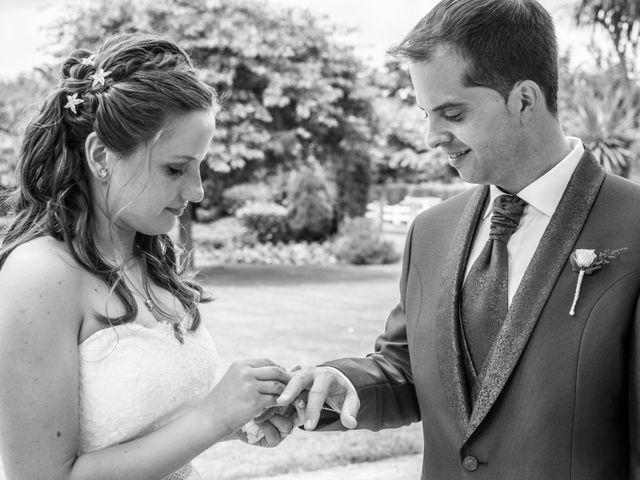 La boda de Miguel y Ely en Sondika, Vizcaya 8