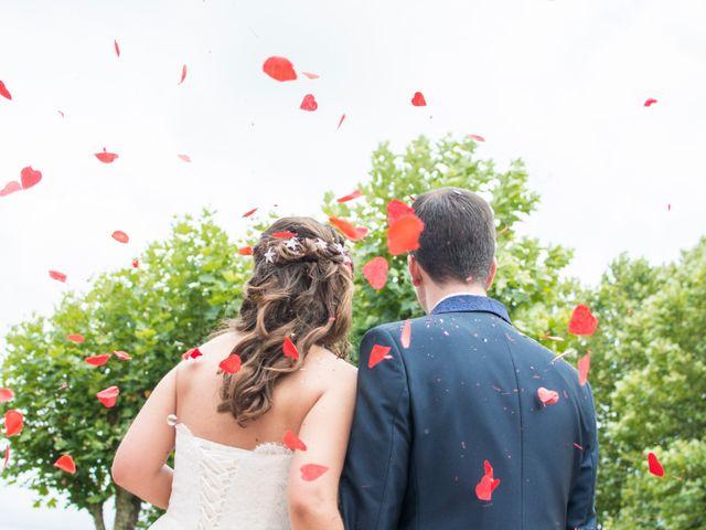 La boda de Miguel y Ely en Sondika, Vizcaya 15