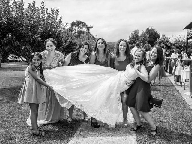 La boda de Miguel y Ely en Sondika, Vizcaya 18