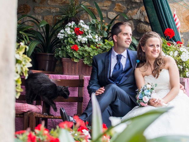 La boda de Miguel y Ely en Sondika, Vizcaya 23