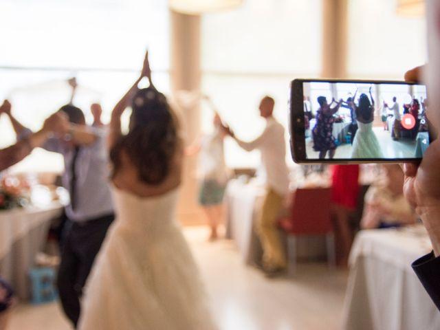 La boda de Miguel y Ely en Sondika, Vizcaya 31