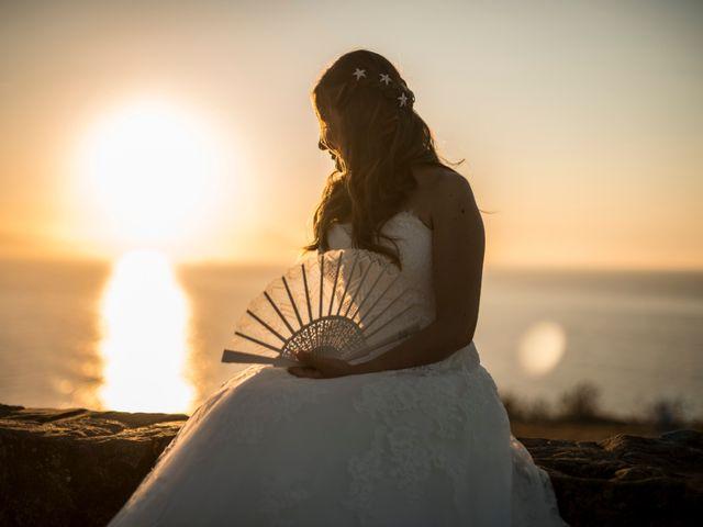 La boda de Miguel y Ely en Sondika, Vizcaya 1