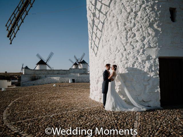 La boda de Juan Pedro y Paula en Alcazar De San Juan, Ciudad Real 9
