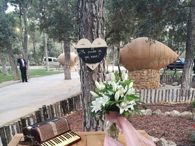 La boda de Ángel y Elena en Casas De Haro, Cuenca 2