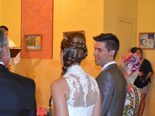 La boda de Sara y JuanMi  en Villatoya, Albacete 3