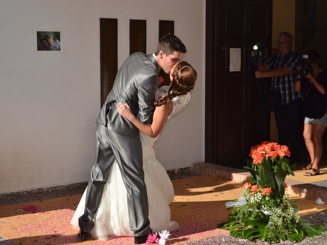 La boda de Sara y JuanMi  en Villatoya, Albacete 4