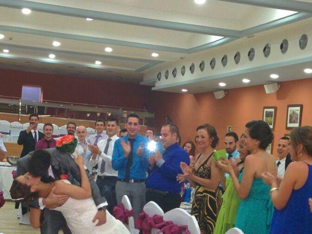 La boda de Sara y JuanMi  en Villatoya, Albacete 8