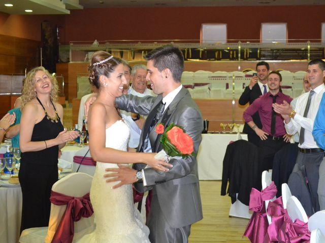 La boda de Sara y JuanMi  en Villatoya, Albacete 1