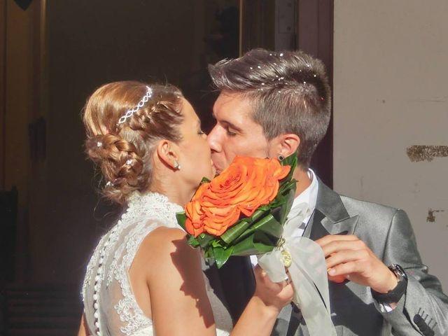 La boda de Sara y JuanMi  en Villatoya, Albacete 2