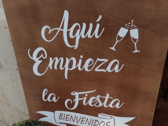 La boda de Miguel y Sara en Alba De Cerrato, Palencia 5