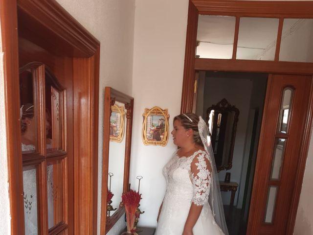La boda de Miguel y Sara en Alba De Cerrato, Palencia 6