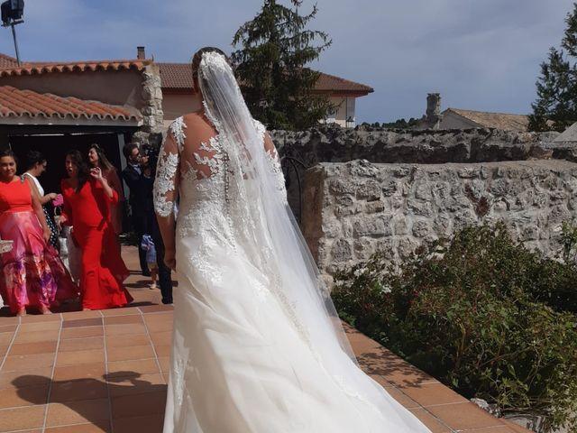 La boda de Miguel y Sara en Alba De Cerrato, Palencia 8