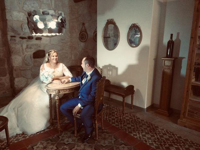 La boda de Miguel y Sara en Alba De Cerrato, Palencia 10