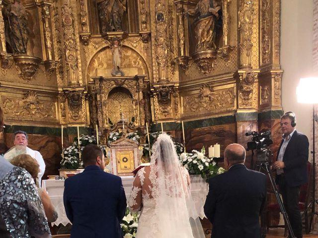 La boda de Miguel y Sara en Alba De Cerrato, Palencia 12