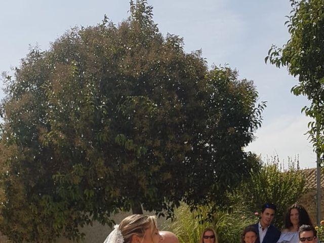 La boda de Miguel y Sara en Alba De Cerrato, Palencia 13