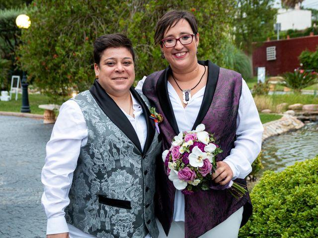 La boda de Marina y Inma