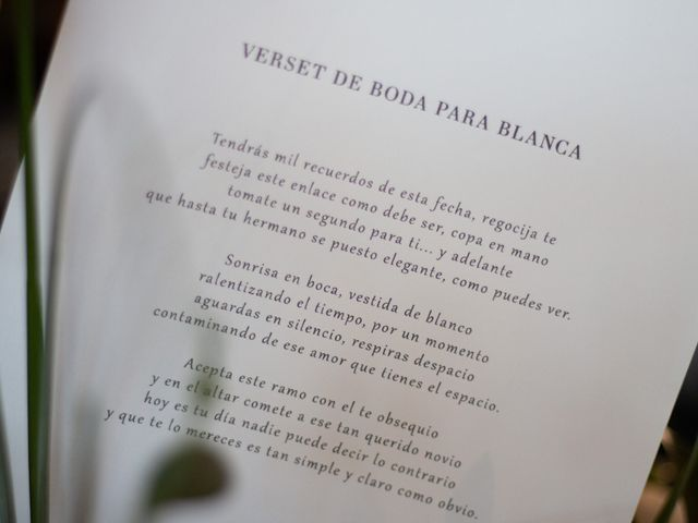 La boda de Aritz y Blanca en Lleida, Lleida 6