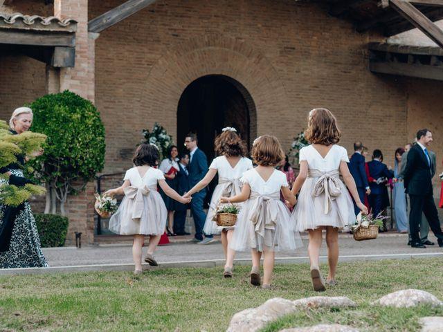 La boda de Aritz y Blanca en Lleida, Lleida 12
