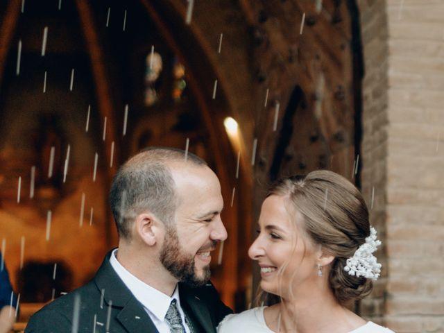 La boda de Aritz y Blanca en Lleida, Lleida 20