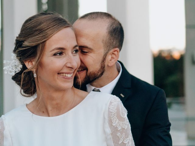 La boda de Aritz y Blanca en Lleida, Lleida 21