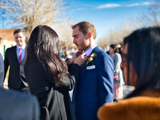La boda de Arturo y Ana en Sotos De Sepulveda, Segovia 4
