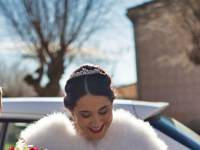 La boda de Arturo y Ana en Sotos De Sepulveda, Segovia 5
