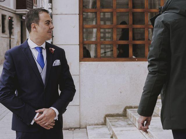 La boda de Diego y Cristina en Burgos, Burgos 8