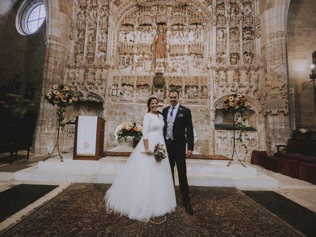 La boda de Diego y Cristina en Burgos, Burgos 10