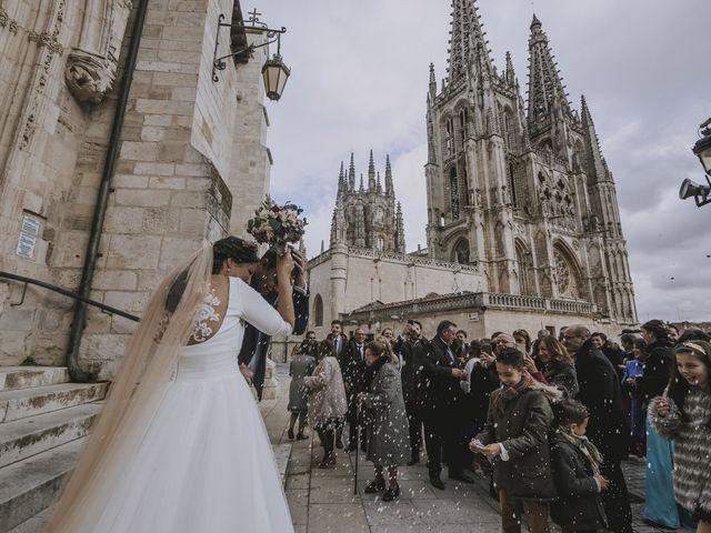La boda de Diego y Cristina en Burgos, Burgos 12