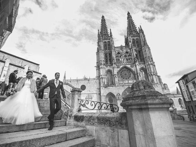 La boda de Diego y Cristina en Burgos, Burgos 14