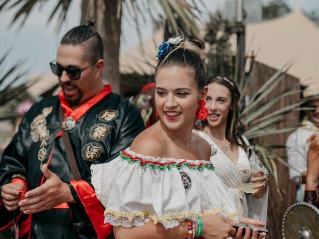 La boda de Stefen y Selena en El Palmar, Cádiz 17