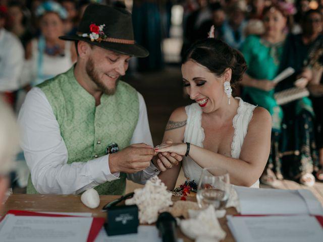 La boda de Selena y Stefen