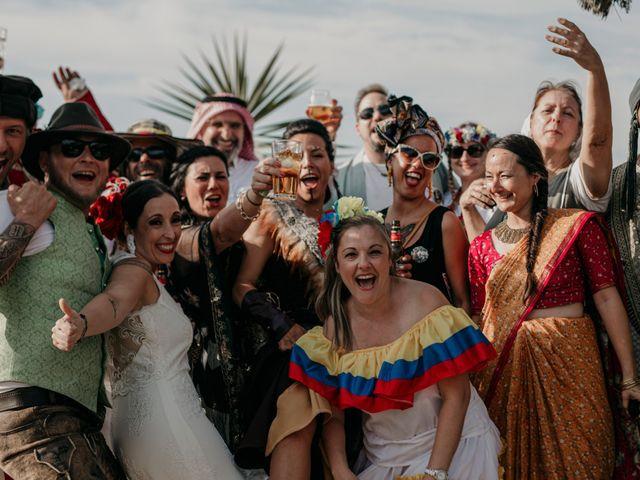 La boda de Stefen y Selena en El Palmar, Cádiz 39