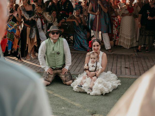La boda de Stefen y Selena en El Palmar, Cádiz 43