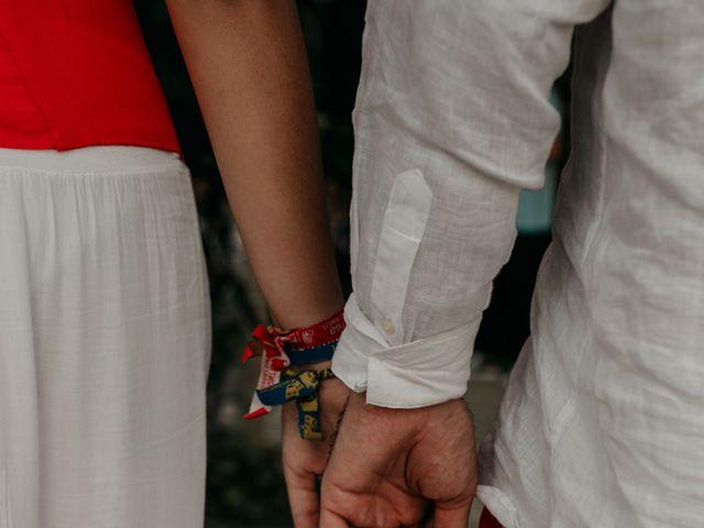 La boda de Stefen y Selena en El Palmar, Cádiz 45