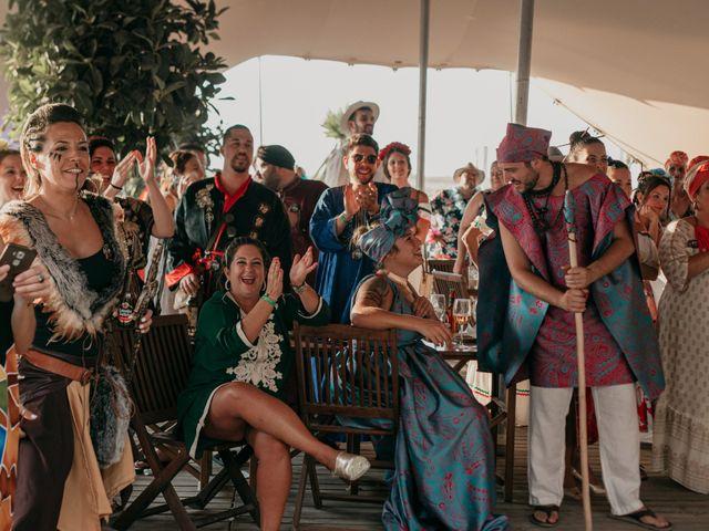 La boda de Stefen y Selena en El Palmar, Cádiz 51