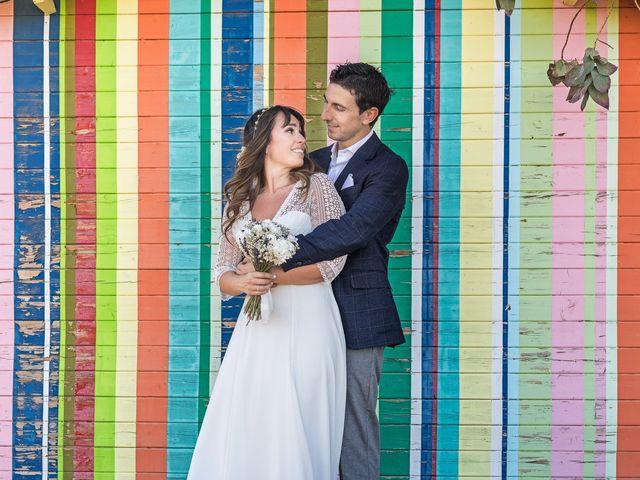 La boda de Javi y Irene en Madrid, Madrid 38